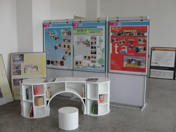 建筑与艺术学部举办艺术设计专业2011年毕业设计作品展